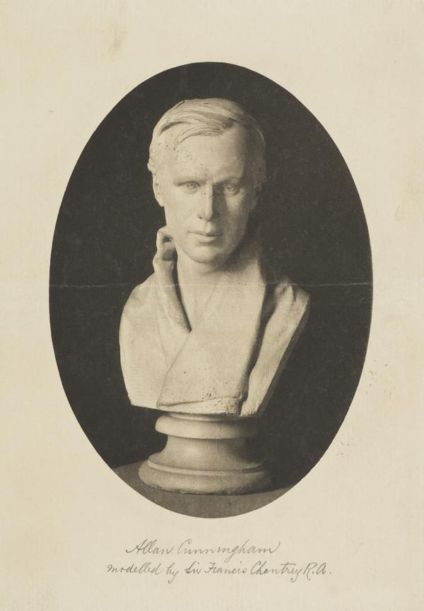 Allan Cunningham, 1784 - 1842. Poet and critic