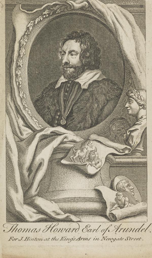 Thomas Howard, 2nd Earl of Arundel, 1st Earl of Norfolk, 1586 - 1646