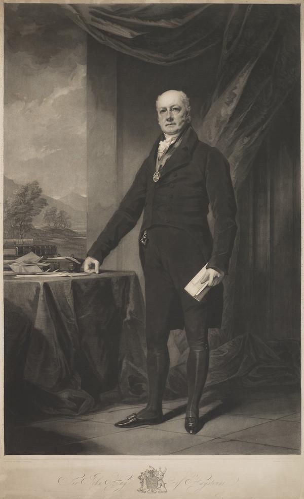 Sir John Hay, 1st Baronet of Haystoun, 1755 - 1830