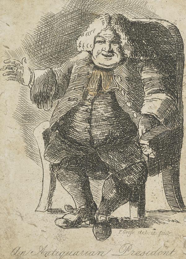An Antiquarian President