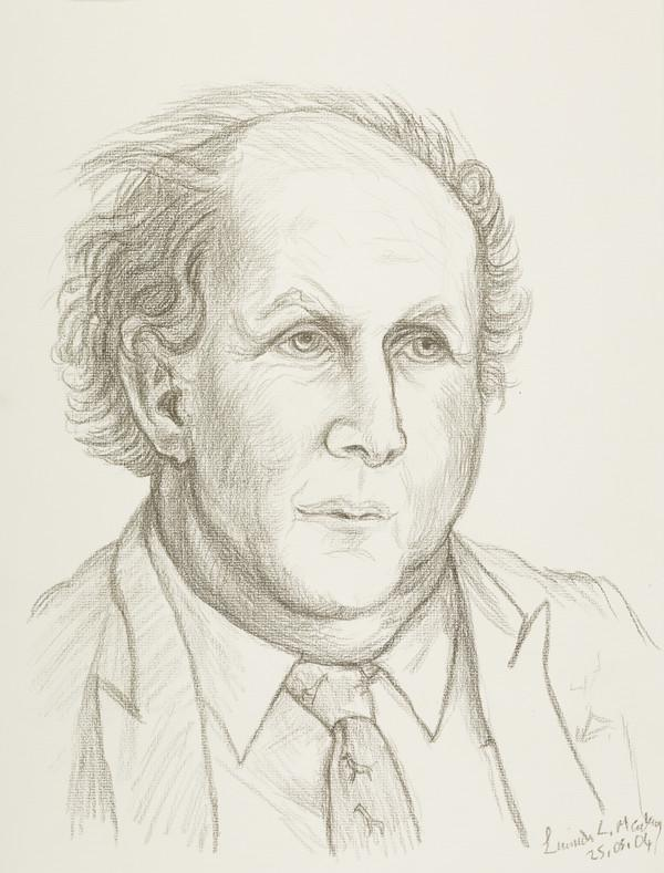 Alexander McCall Smith, b. 1948. Professor and author