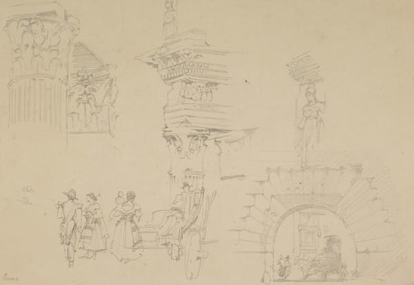 Sketches from Rome
