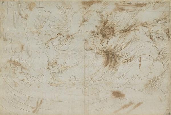 Hero and Leander (About 1600 - 1603)