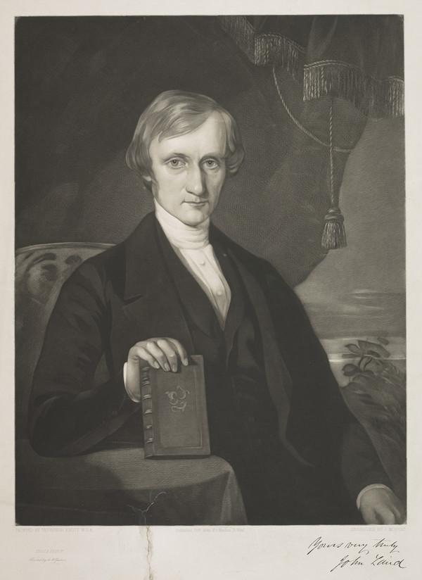 John Laird, 1805 - 1874. Shipbuilder (Published 1849)