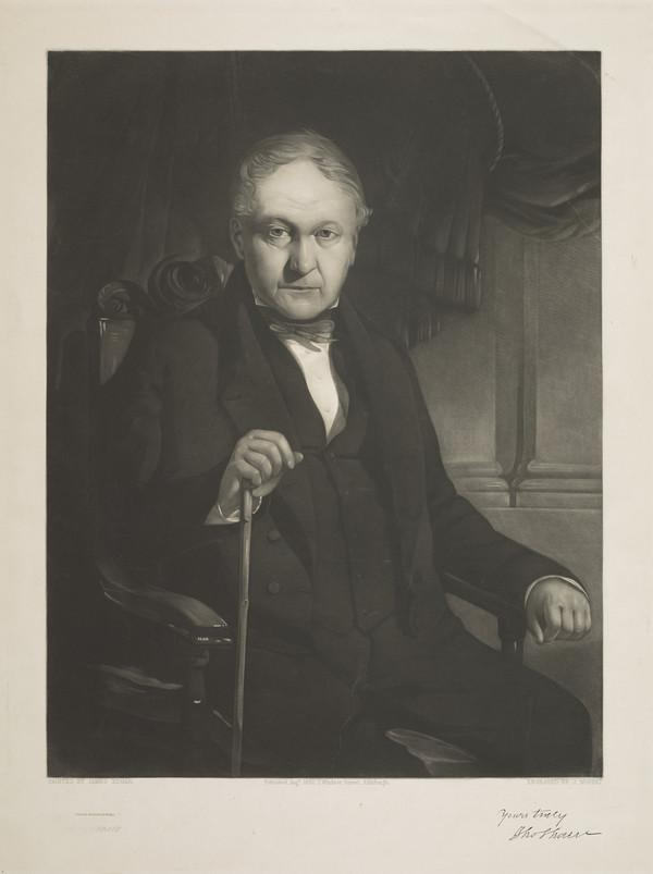 Thomas Shaw (Published 1852)