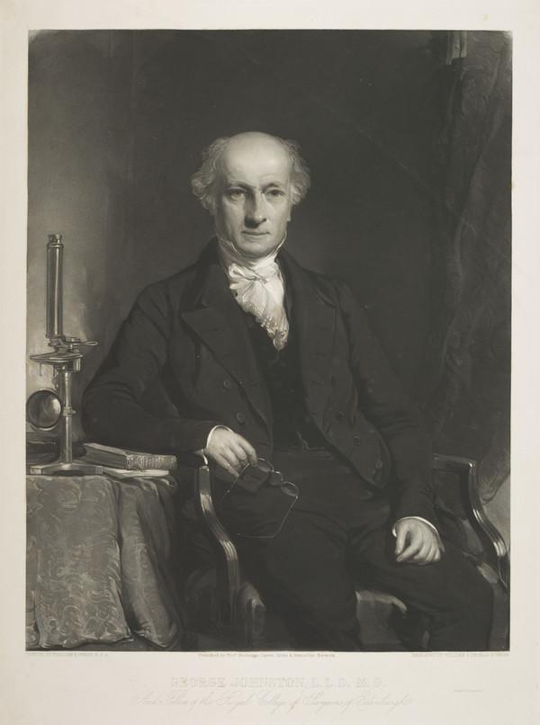 George Johnston, 1797 - 1855