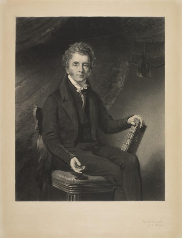 Rev. William Muir, 1787 - 1869. St Stephen's Church