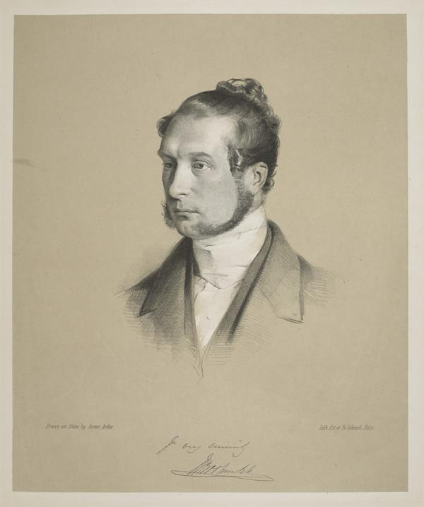 William B.D.D. Turnbull, 1811 - 1863. Antiquarian and genealogist