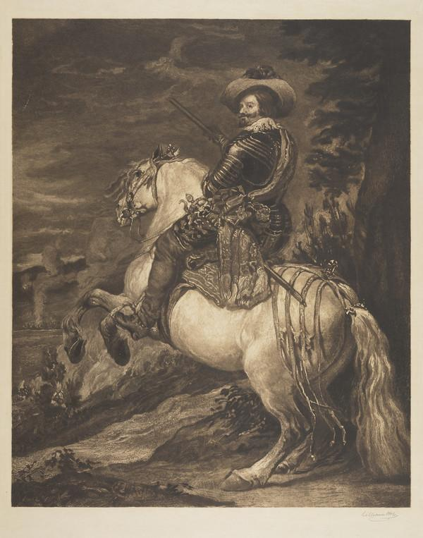 Don Gaspar de Guzman, Count Duke of Olivares, 1587 - 1635