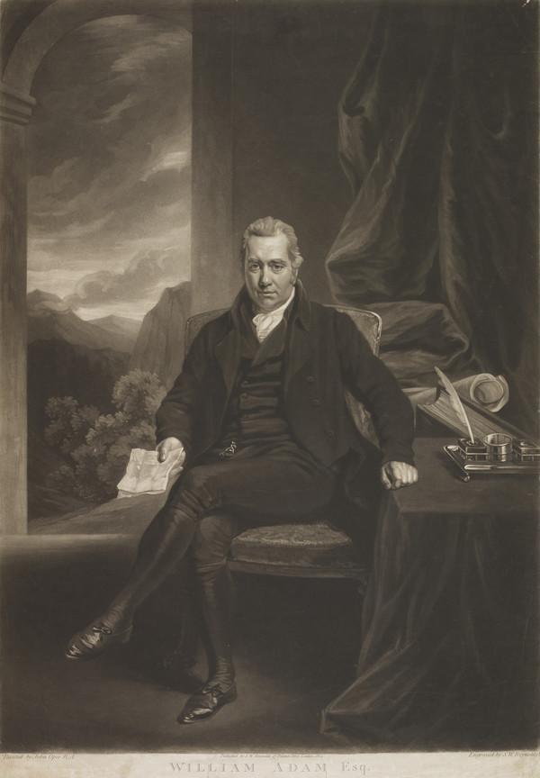 The Right Honourable William Adam, 1751 - 1838, of Blair Adam (Published 1804)