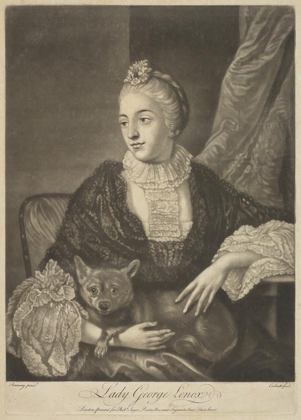 Louisa (Ker), Lady George Lennox, 1739 - 1830