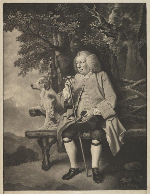 Andrew Drummond, 1688 - 1769. Founder of Drummond's Bank