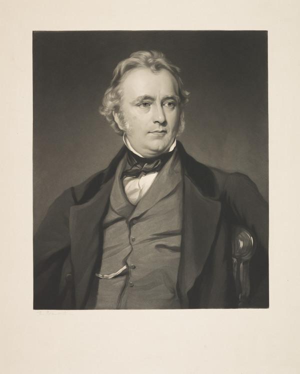 Thomas Babington, 1st Baron Macaulay, 1800 - 1859. Historian and statesman