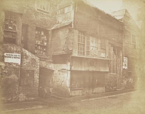 Simpson House, Cowgate, Edinburgh