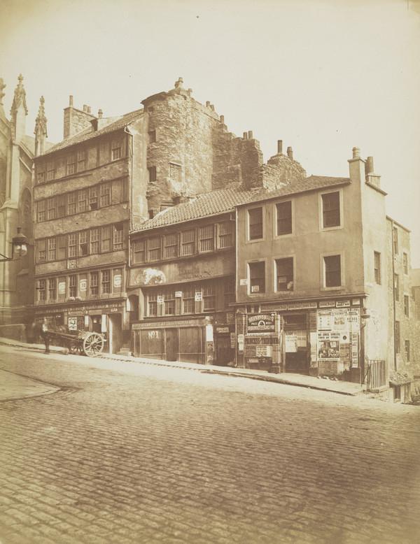 Old Custom House, Netherbow, Edinburgh