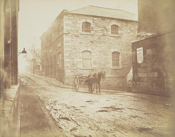 Gaelic Church (Pulled Down 1872), Edinburgh