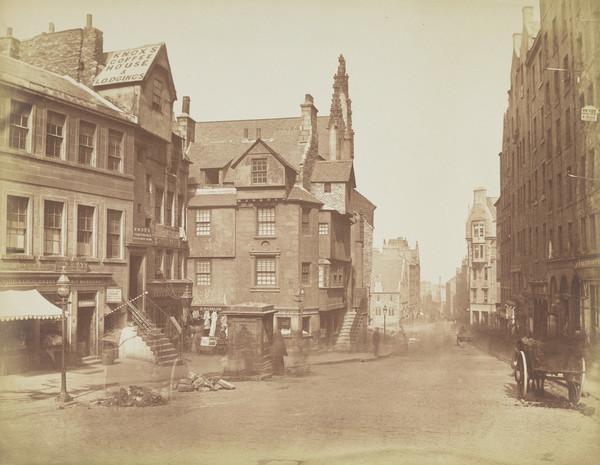 John Knox's House, Netherbow, Edinburgh