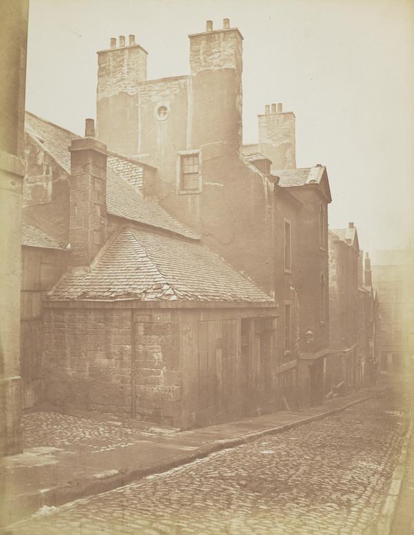 The Countess of Galloway's House, Edinburgh