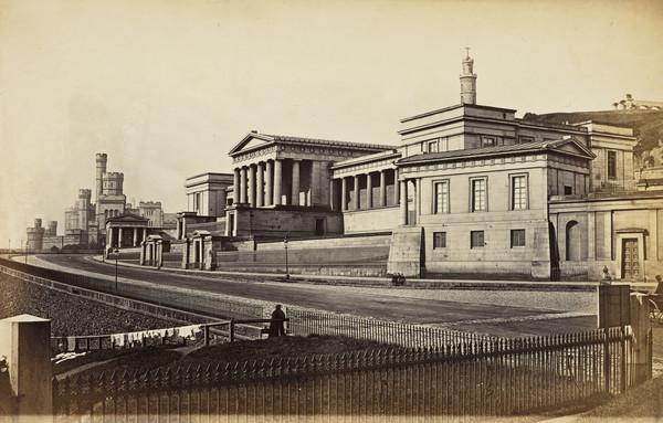 The High School, Edinburgh 1869