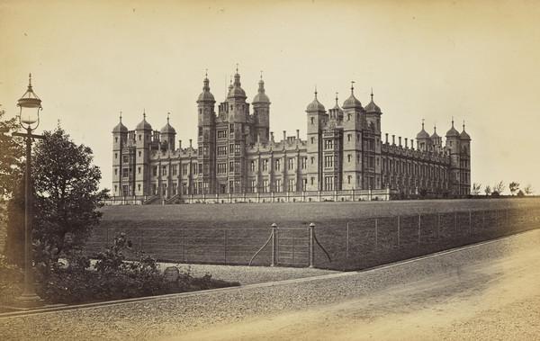 Donaldsons Hospital, Edinburgh 1869