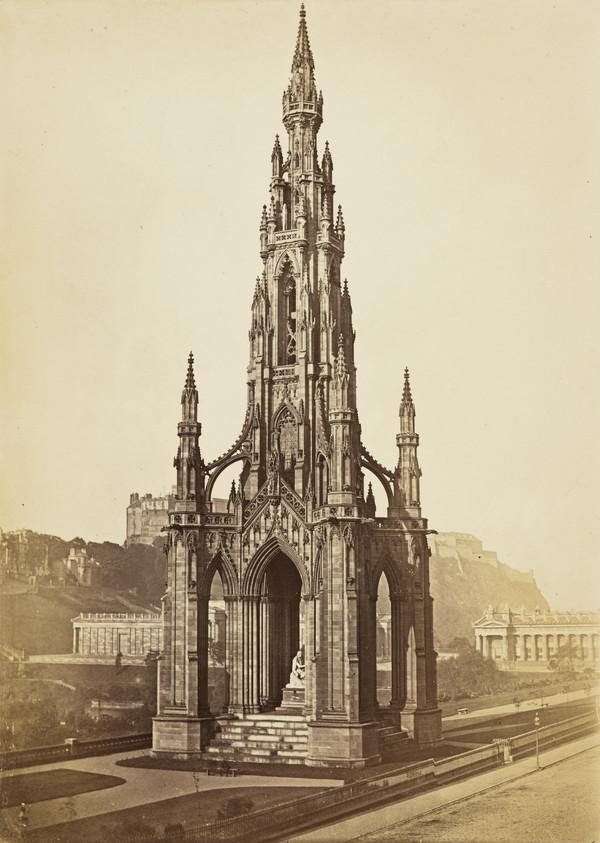 The Sir Walter Scott Monument, Edinburgh