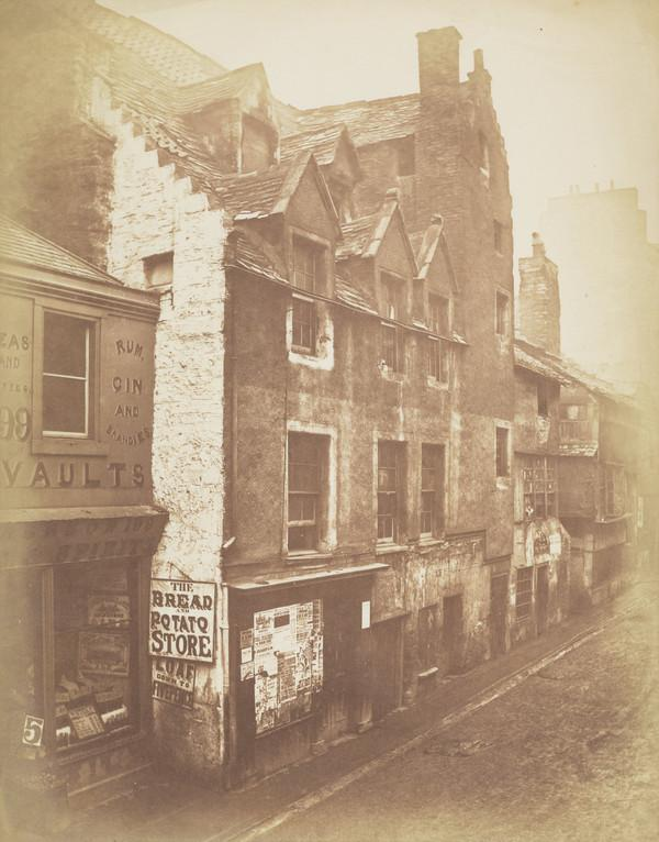 The Cowgate, Edinburgh (1871)