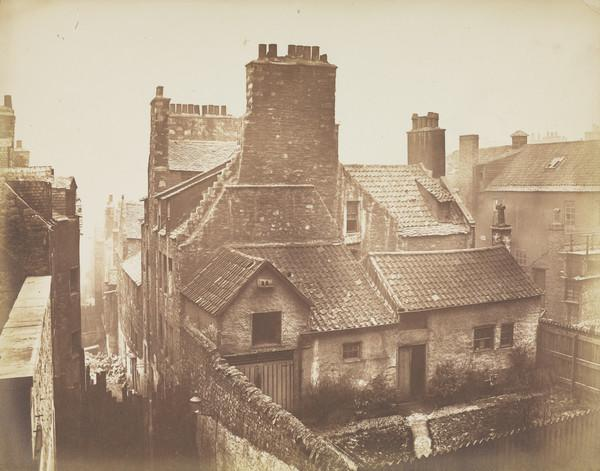 College Wynd, Edinburgh (1871)