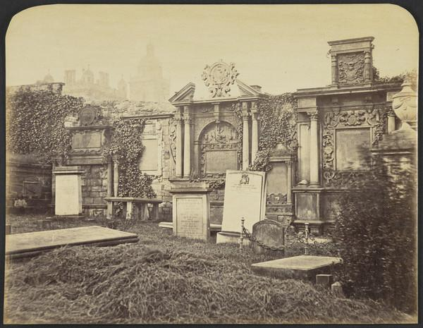 Greyfriars' Churchyard, Edinburgh