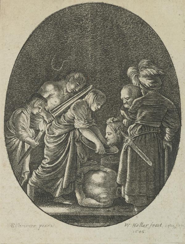 Beheading of John the Baptist (1646)