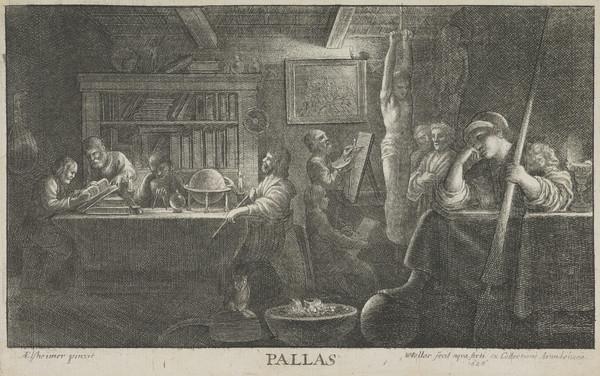 Pallas (1646)