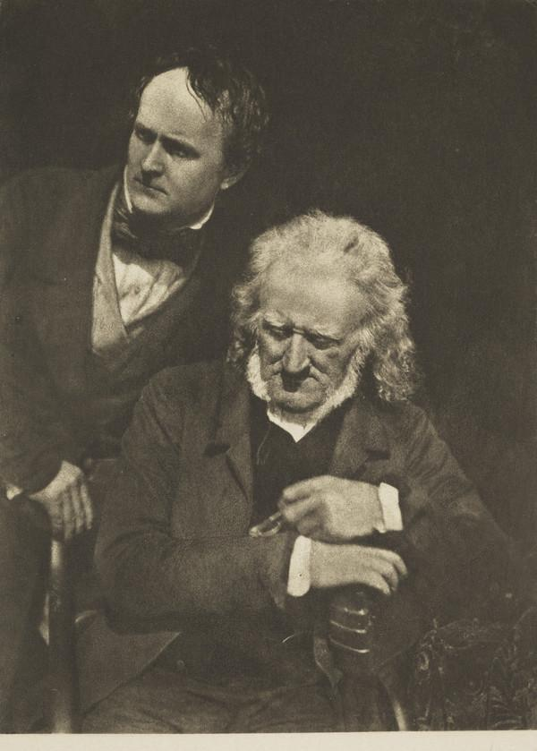 John Henning and Alexander Handyside Ritchie [Group 126 printed in reverse] (1843 - 1847)