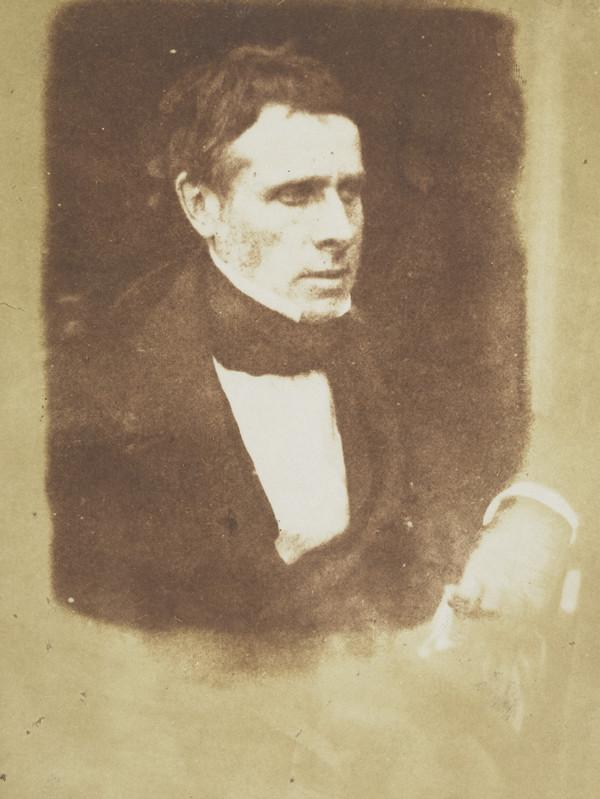Alexander Hill, 1800 - 1866. Publisher and printseller; brother of David Octavius Hill [d] (1843 - 1847, dated June 6 on negative)
