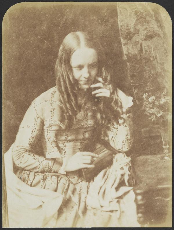 Mrs Justine (Monro) Gallie. Daughter of Charles Monro, wife of William Gallie [b] (1843 - 1847)