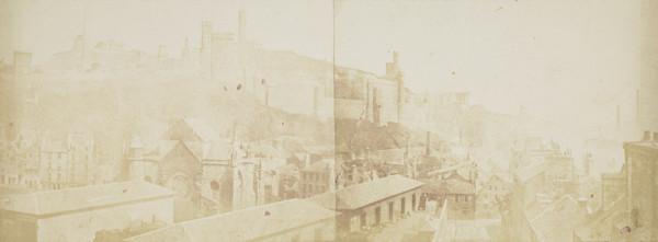 View of the Royal High School Edinburgh