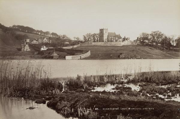 Duddingston Loch Church