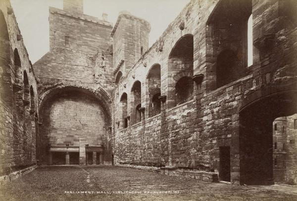 Parliament Hall, Linlithgow Palace