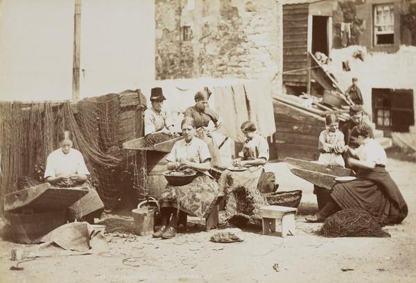 Newhaven Fisher Folk