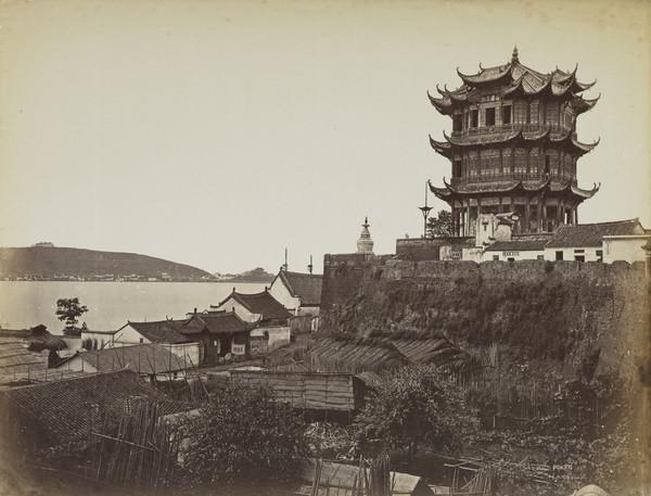 Hankow (now Hankou) (1880s)