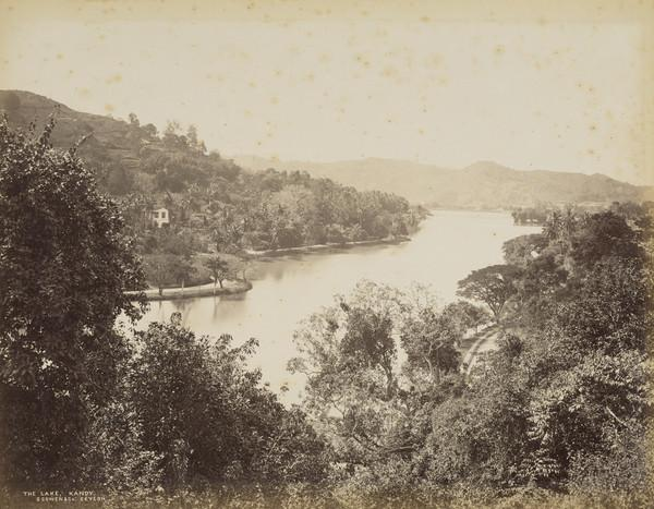 The Lake, Kandy