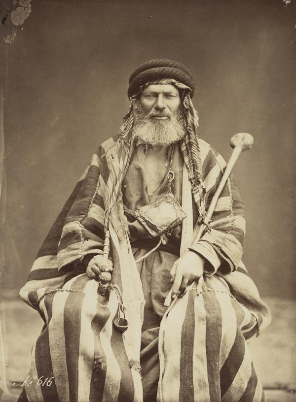 A Syrian Shepherd (About 1865)