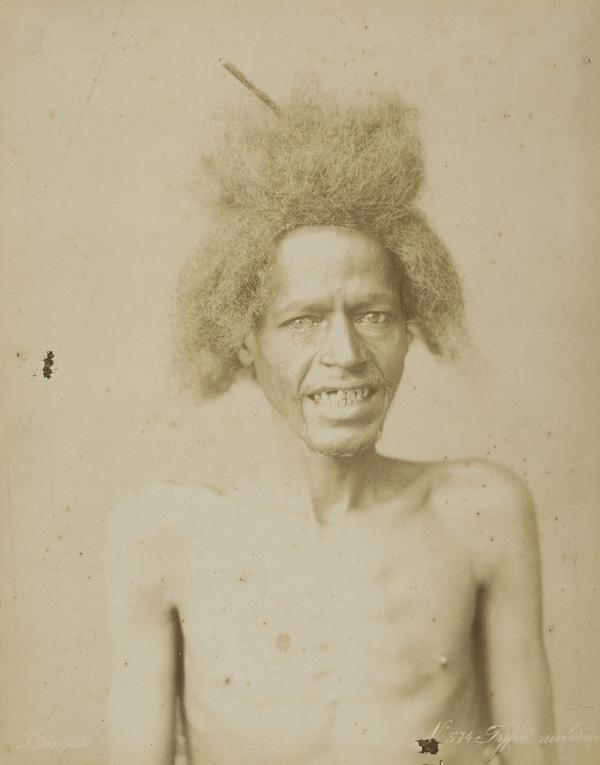 Unknown indigenous Man