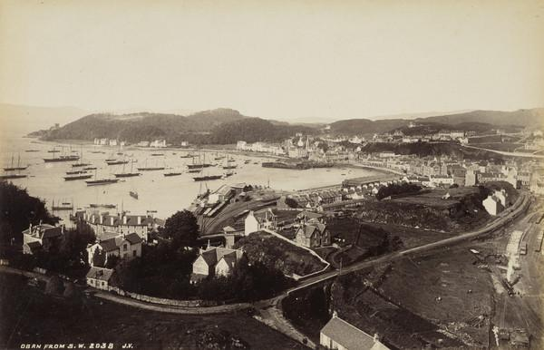 Oban From The South West