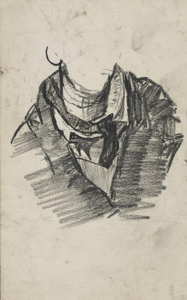 Study of a Boy in Shirt, Blazer and Tie