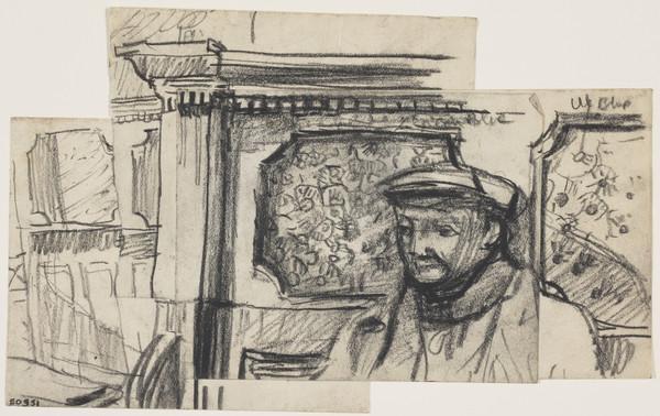 Man in a Cap - Interior