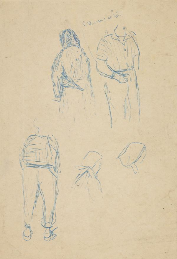Five Studies of Figures