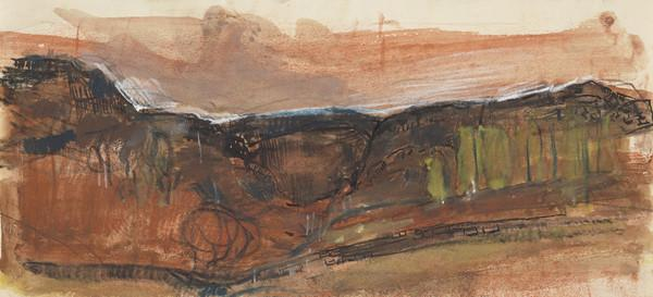 Landscape at Comrie, Perthshire