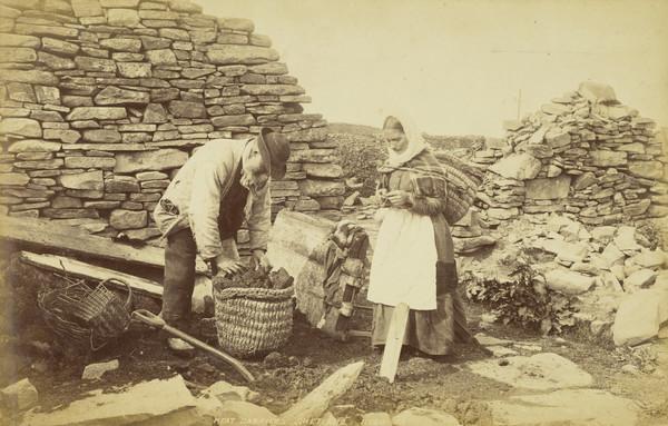 Peat Carriers, Shetland