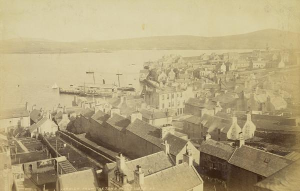 Lerwick, From The Town Hall