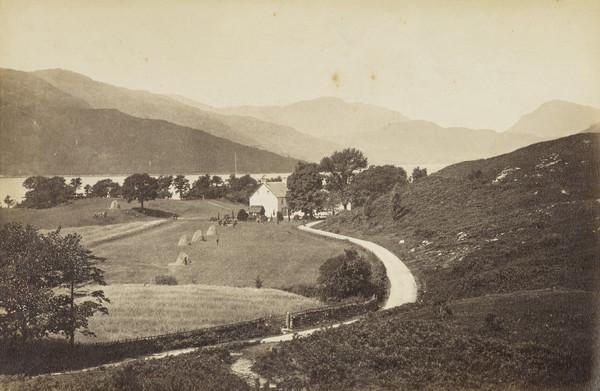Loch Lomond From The Road