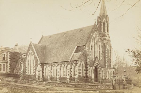 Congregational Church, Newport